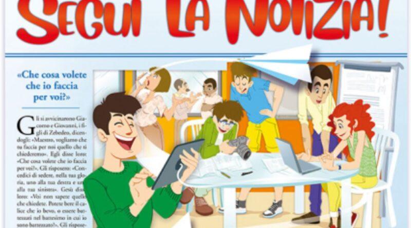"""Segui la notizia"""" su Azione Cattolica Ragazzi – Parrocchie 3.1"""